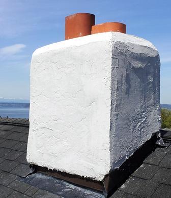 cement chimney